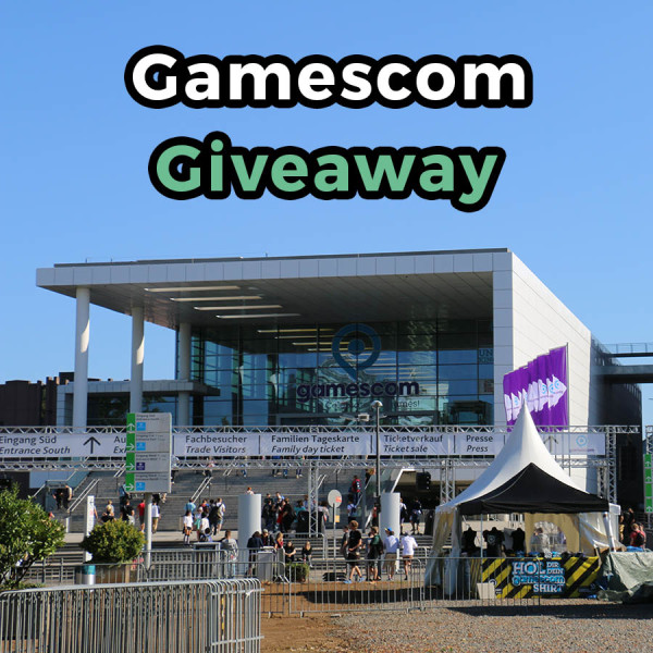 Gamescom Giveaway Blogxone